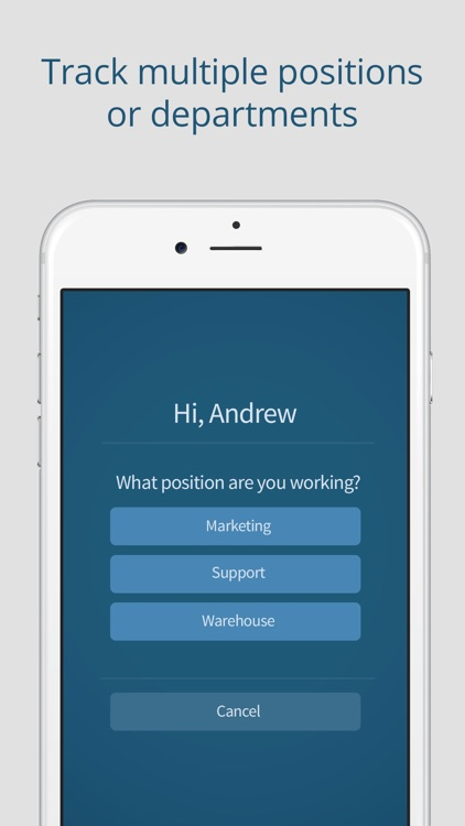 Inventory Tracking App Iphone