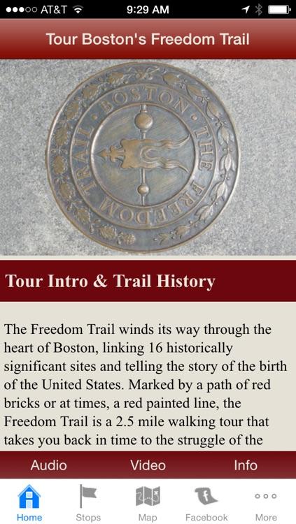 Tour Boston's Freedom Trail