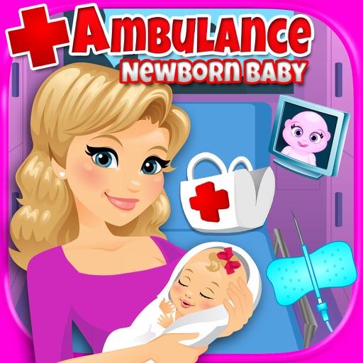 Ambulance Newborn Baby & Mommy Care - Emergency Doctor FREE