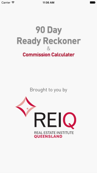 90 Day Ready Reckoner By The Real Estate Institute Of Queensland Limited IOS United States