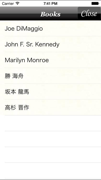 horoscope JIKU for iPhone screenshot-4