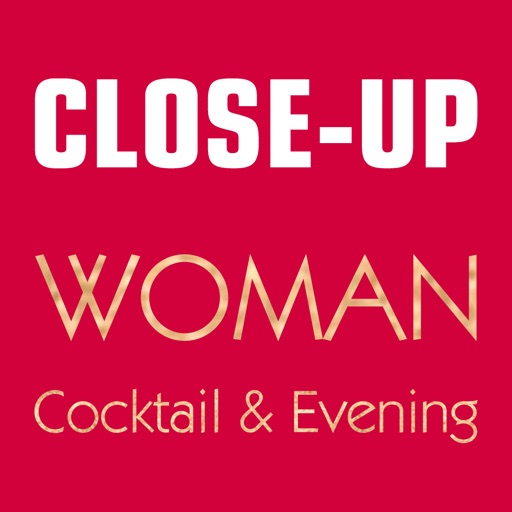 close-Up Woman Cocktail & Evening