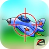 Cannon war HD:  Shoot the planes