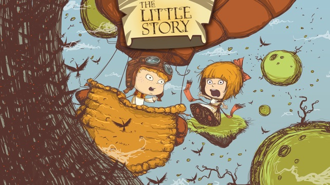 ‎The Little Story Screenshot