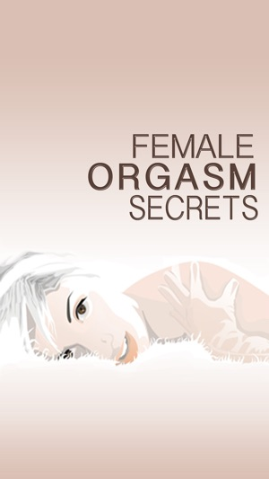 Female Orgasm Secrets Screenshot