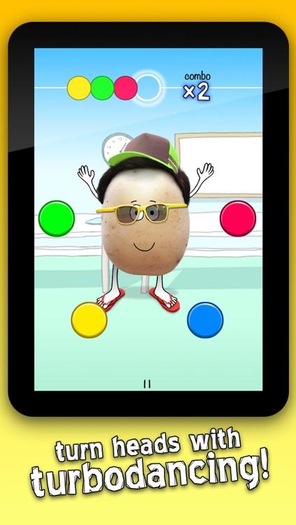 Peter Potato Lite - free vegetable mini games for kids screenshot-3