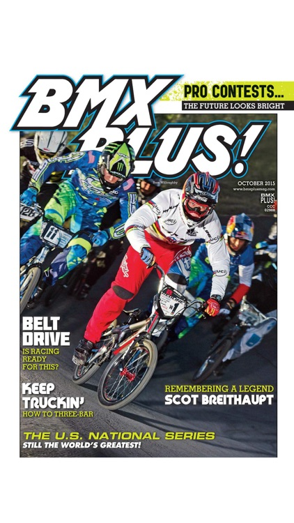 BMX PLUS! Magazine