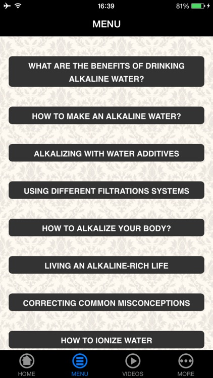 Alkaline Water Benefits - Why Everyone Talk About This?! screenshot-3