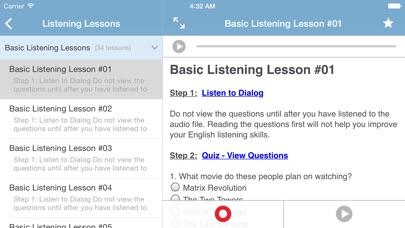 Screenshot for TalkEnglish Offline Version for iPad/iPhone/iPod in United Arab Emirates App Store