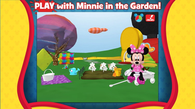 Mickey Mouse Clubhouse Color & Play screenshot-3