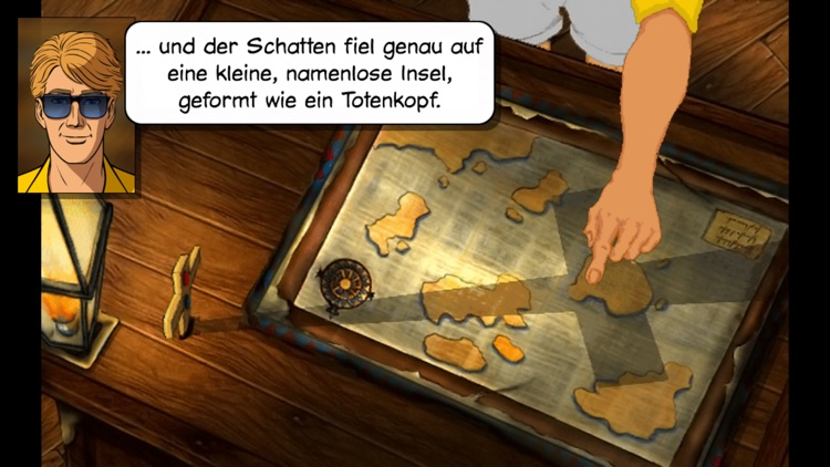 Baphomets Fluch 2 – Die Spiegel der Finsternis: Remastered screenshot-1