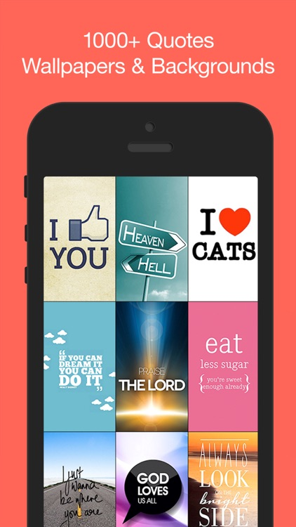 1000+ Quotes Wallpapers & Backgrounds HD for your iOS 8/7 and iPhone