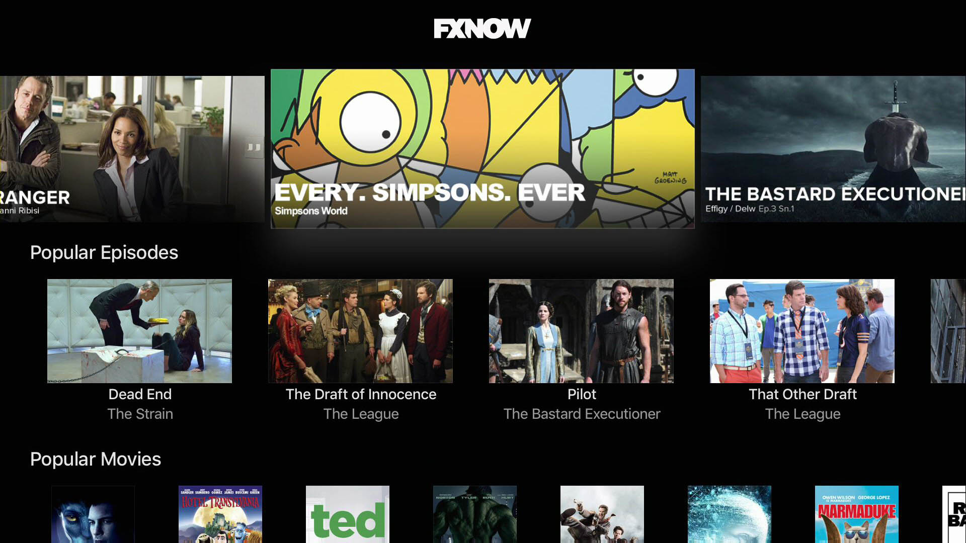 FXNOW: Movies, Shows & Live TV screenshot 11