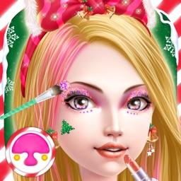 Christmas Girl Makeup-Girl Game