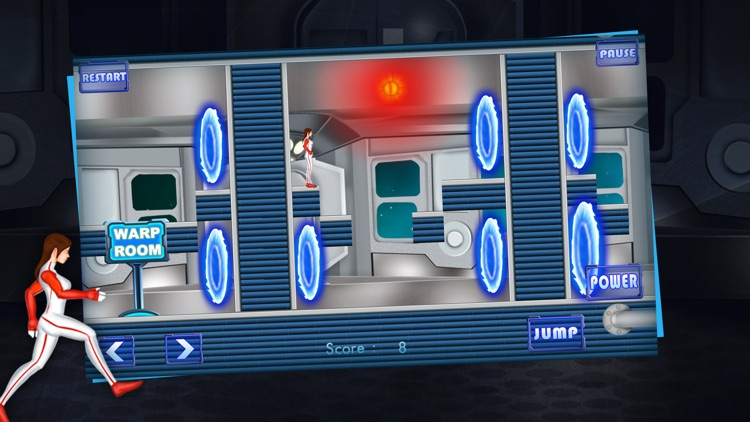 Portal Rift Neo : The Space Station Vortex Wrap Zone Maze - Free