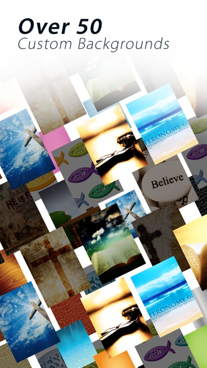 Bible Keyboard Background Inspirational Color Themes for iPhone, iPad, iPod