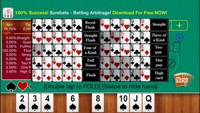 Free Holdem Calculator Скриншоты7
