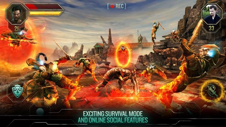 Godfire: Rise of Prometheus screenshot-4