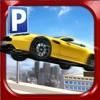 Roof Jumping Stunt Driving Parking Simulator - Real Car Racing Test Sim Run Race Games Ranking