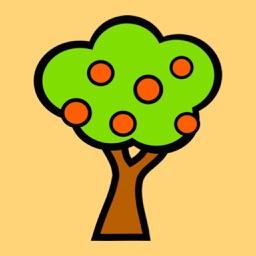 Apple and Banana Defense - Tree Shoot Fruit Free