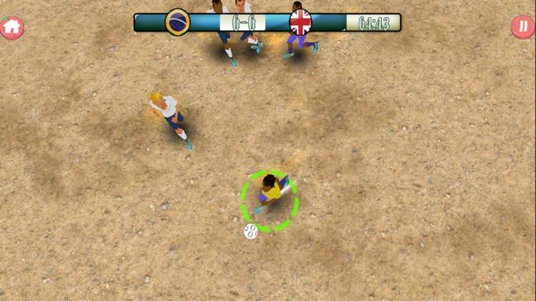Top Street Soccer