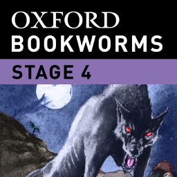 The Hound of the Baskervilles: Oxford Bookworms Stage 4 Reader (for iPhone)