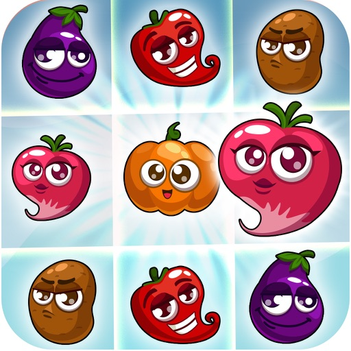 Farm Fun Match - Solve the Puzzle Crush and Rescue Pets icon