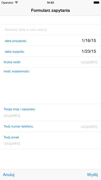 Noclegi, Hotele w Polsce screenshot four