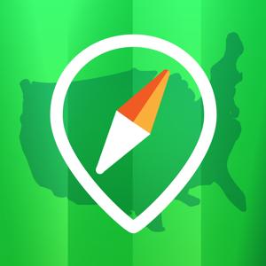US Public Lands app