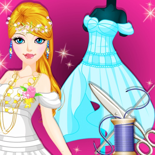 Marriage Party Design Dressup girls games