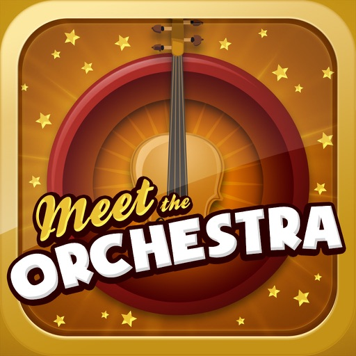 Meet the Orchestra - learn classical music instruments iOS App