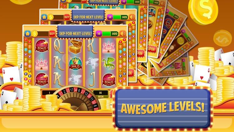Jackpot Gold Casino Party Slots
