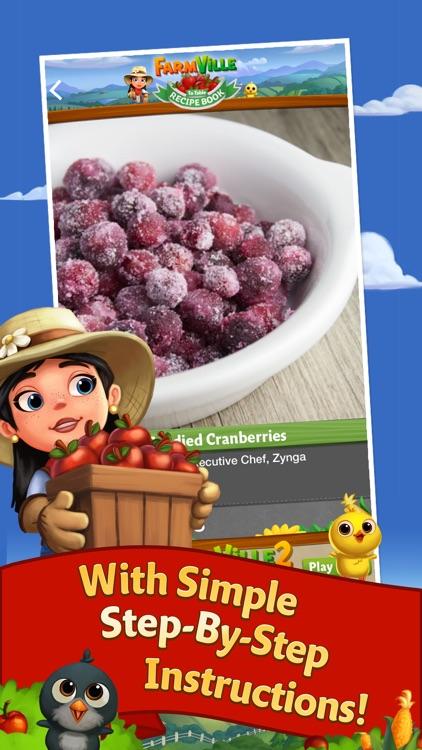 FarmVille to Table Recipe Book screenshot-3