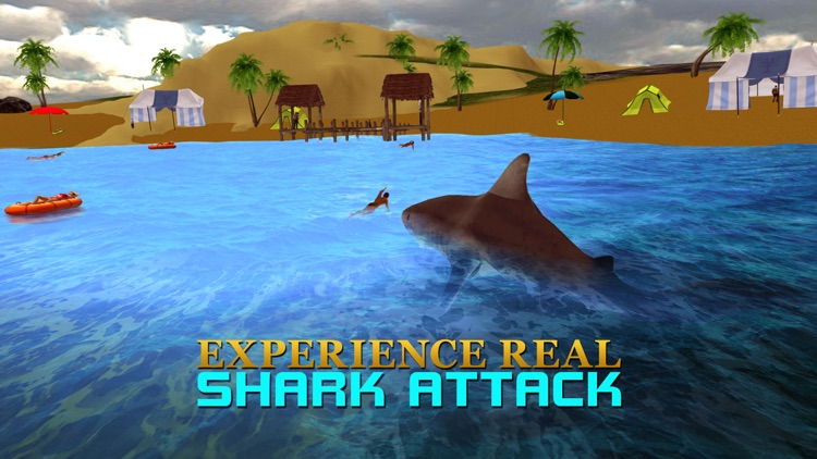 Angry Shark Attack Simulator – Killer predator simulation game