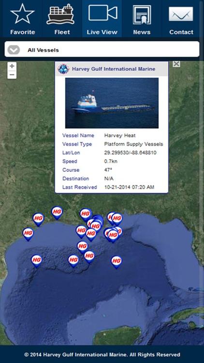 Harvey Gulf International Marine LLC screenshot-3
