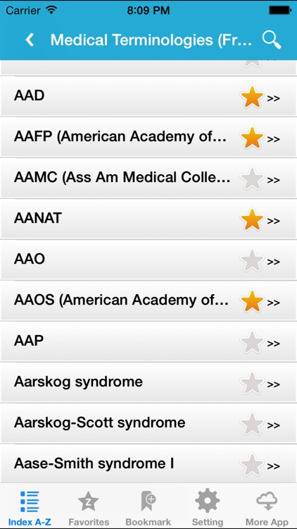 Medical Terminologies (Free) screenshot-1