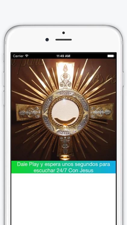 24/7 Con Jesus screenshot-4