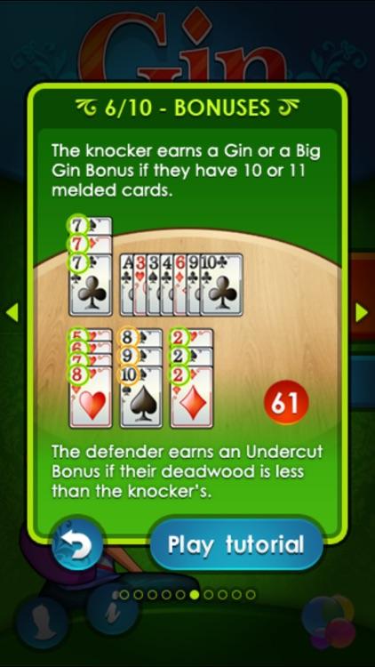 Gin Rummy Free screenshot-4