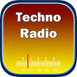 Techno Music Radio Recorder