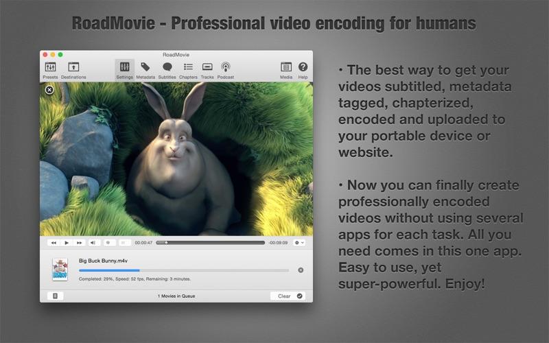 RoadMovie Screenshot