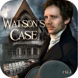 Awake in The Dark Watson's Case - Hidden Objects Puzzle