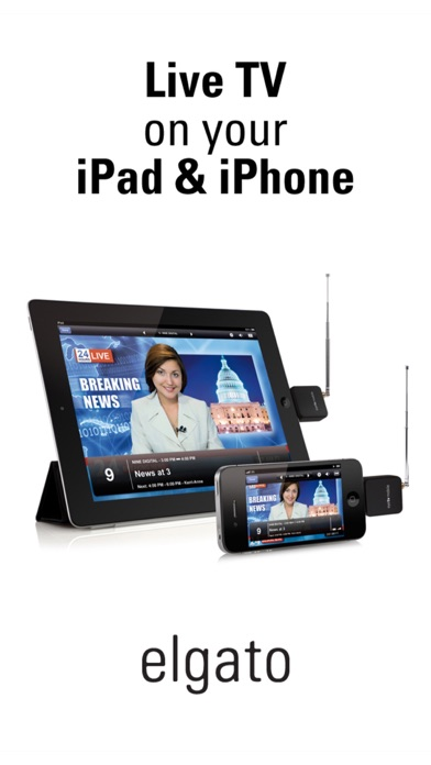 EyeTV Mobile - Watch Live TV | App Price Drops on