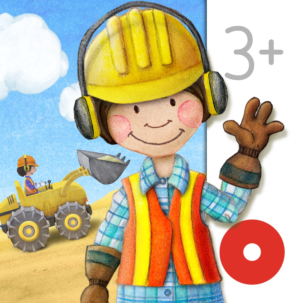 Tiny Builders - Digger, Crane and Dumper for Kids!
