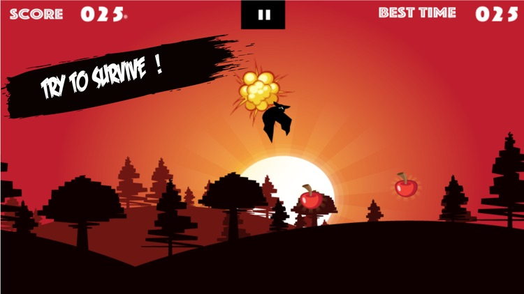 Bat Fall - Bat Vampire Game for Boys and Girls screenshot-3