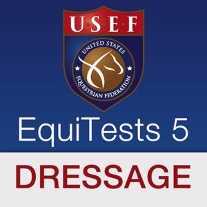 USEF EquiTests 5 - 2015 Dressage Tests app
