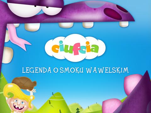 Legenda o Smoku Wawelskim - Interaktywna Bajka od Ciufcia.pl-ipad-0