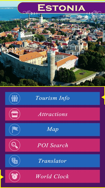 Estonia Tourism Guide screenshot-1