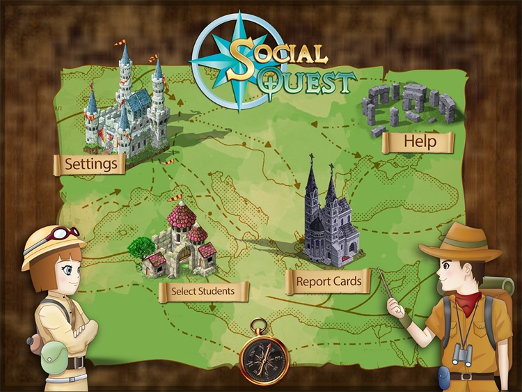 Social Quest screenshot-0