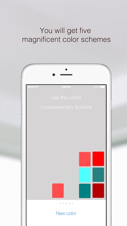 ColorFit - Color Design for Home and Fashion screenshot-3
