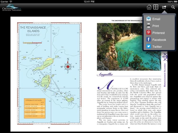 Cruising Guide Publications screenshot-3